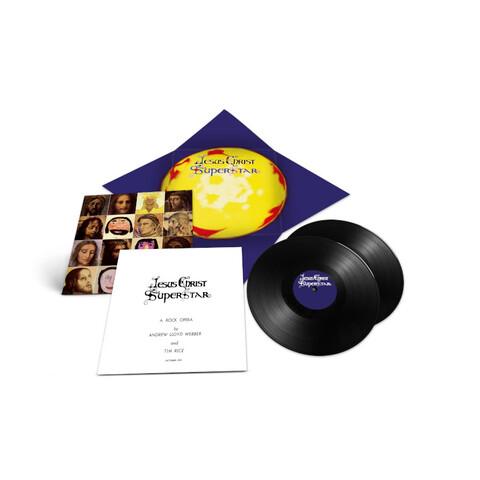 Jesus Christ Superstar - 50th Anniversary Edition (Exclusive 2LP + Print) von Andrew Lloyd Webber - 2LP + PRINT jetzt im Bravado Store