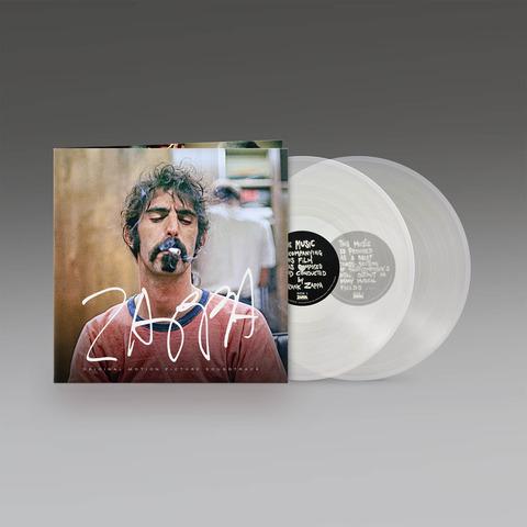 √ZAPPA (Original Motion Picture Soundtrack - Clear 2LP) von Frank Zappa - 2LP jetzt im Bravado Shop