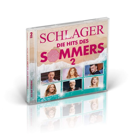 Schlager - Die Hits des Sommers 2 von Various Artists - 2CD jetzt im Bravado Store