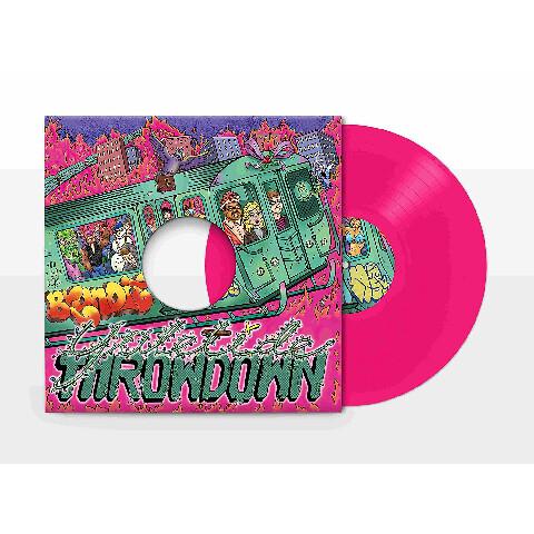 Yuletide Throwdown (feat. Fab 5 Freddy) von Blondie - Ltd. Colored 12inch Single jetzt im Bravado Store