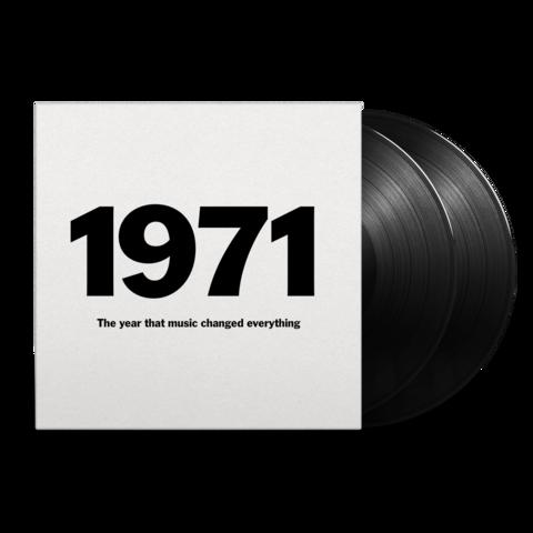 1971: The Year That Music Changed Everything (Excl 2LP) von Various Artists - 2LP jetzt im Bravado Shop