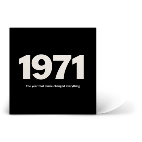 1971: The Year That Music Changed Everything (Excl Black Friday Coloured 2LP) von Various Artists - 2LP jetzt im Bravado Shop
