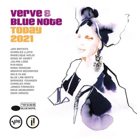 Verve & Blue Note Today 2021 von Various Artists - CD jetzt im Bravado Store