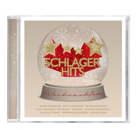 Schlagerhits Weihnachten von Various Artists - CD jetzt im Bravado Store