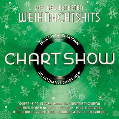 Die Ultimative Chartshow - Die beliebtesten Weihnachtshits von Various Artists - 2CD jetzt im Bravado Store