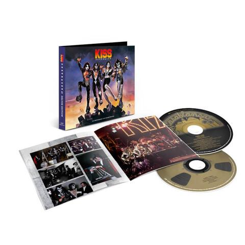 Destroyer 45 von Kiss - Deluxe Edition 2CD jetzt im Bravado Store