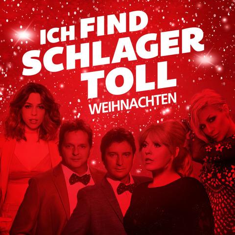 Ich Find Schlager Toll - Weihnachten von Ich find Schlager toll - 2CD jetzt im Bravado Store