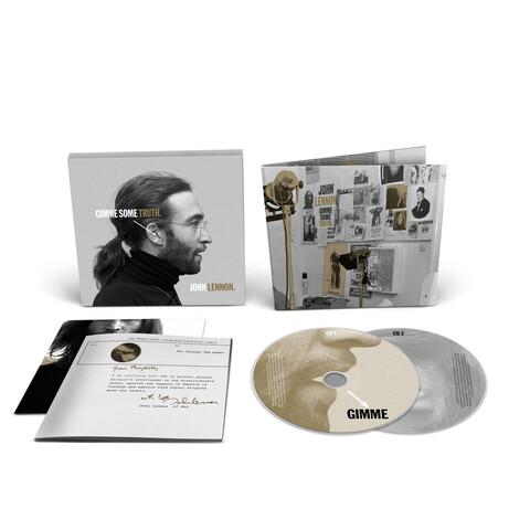 √GIMME SOME TRUTH. von John Lennon - 2CD jetzt im Bravado Shop