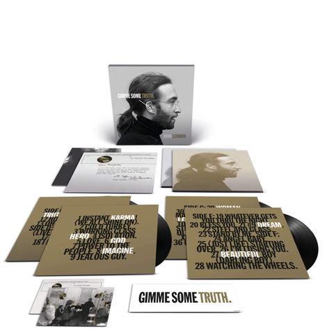 √GIMME SOME TRUTH. (Ltd. 4 LP Box) von John Lennon - Box jetzt im Bravado Shop