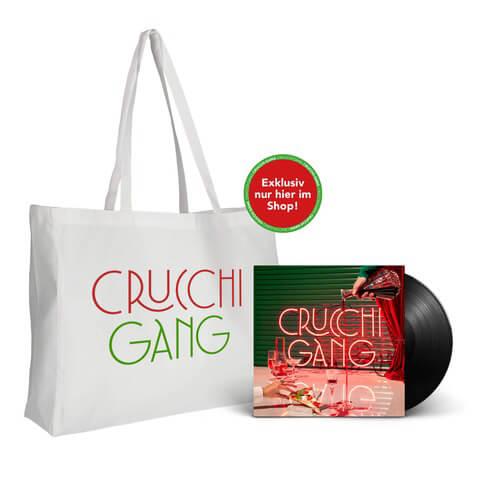 √Crucchi Gang (LP + Strandtasche) von Crucchi Gang -  jetzt im Bravado Shop