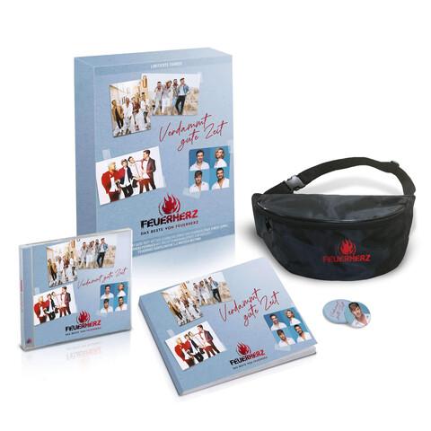 √Verdammt Gute Zeit - Das Beste von Feuerherz (Ltd. Fanbox) von Feuerherz - Box jetzt im Bravado Shop