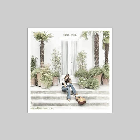 √Carla Bruni von Carla Bruni - CD jetzt im Bravado Shop