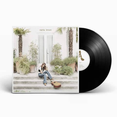 √Carla Bruni von Carla Bruni - LP jetzt im Bravado Shop