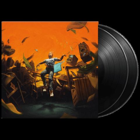 √No Pressure von Logic - LP jetzt im Bravado Shop