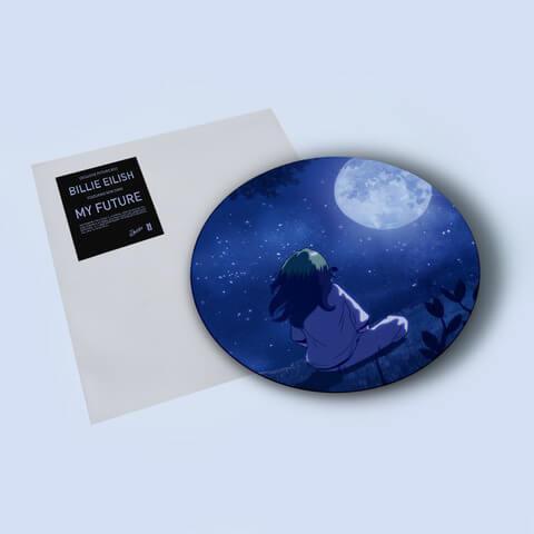 √My Future (7'' Picture Disc) von Billie Eilish - LP jetzt im Bravado Shop