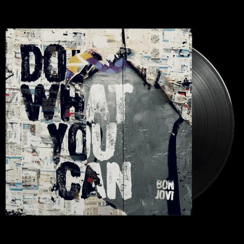 Do What You Can (Excl. 7'' Single) von Bon Jovi - LP jetzt im Bravado Shop