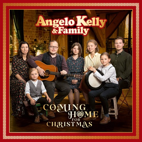 √Coming Home For Christmas (2CD) von Angelo Kelly & Family - 2CD jetzt im Bravado Shop