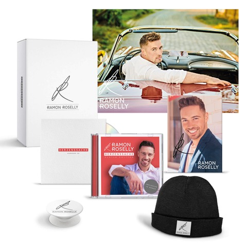 Herzenssache (Platin Edition / Ltd. Fanbox) von Ramon Roselly - Box jetzt im Bravado Shop