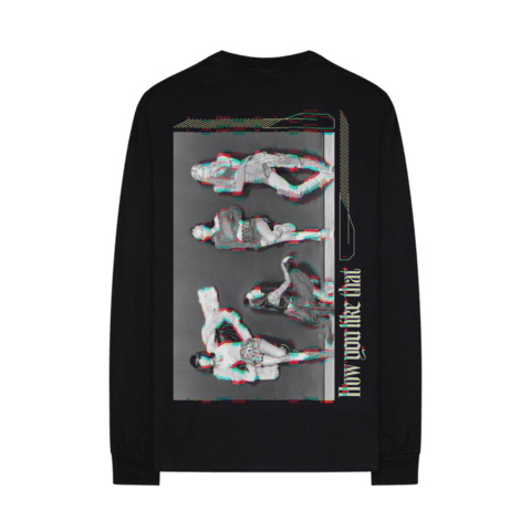 √HOW YOU LIKE THAT III von BLACKPINK - Long Sleeve T-Shirt jetzt im Bravado Shop