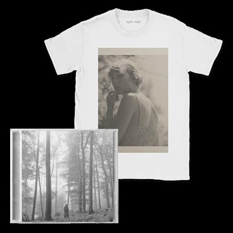√in the trees edition deluxe (t-shirt + cd) von Taylor Swift - CD-Bundle jetzt im Bravado Shop