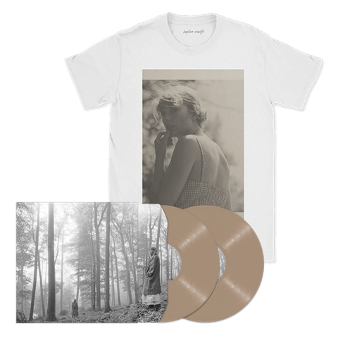 √in the trees edition deluxe (t-shirt + lp) von Taylor Swift - LP-Bundle jetzt im Bravado Shop