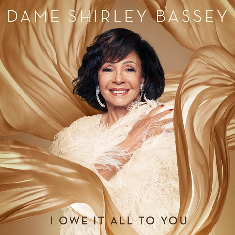 √Dame Shirley Bassey (Ltd. Deluxe CD) von Dame Shirley Bassey - CD jetzt im Bravado Shop