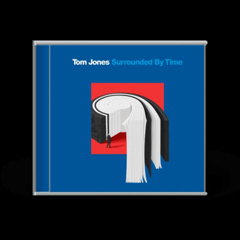 √Surrounded By Time von Tom Jones - CD jetzt im Bravado Shop