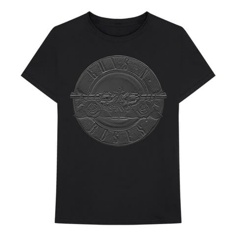 Charcoal Sketch Seal von Guns N' Roses - T-Shirt jetzt im Bravado Shop