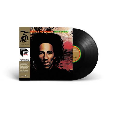 √Natty Dread (Ltd. Half-Speed Mastered LP) von Bob Marley & The Wailers - LP jetzt im Bravado Shop