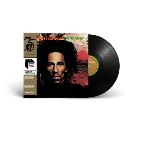 Natty Dread (Ltd. Half-Speed Mastered LP) von Bob Marley & The Wailers - LP jetzt im Bravado Store