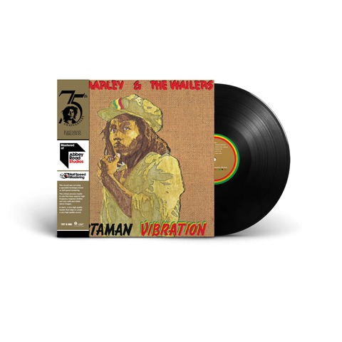 √Rastaman Vibration (Ltd. Half-Speed Mastered LP) von Bob Marley & The Wailers - LP jetzt im Bravado Shop