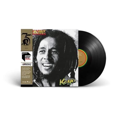 √Kaya (Ltd. Half-Speed Mastered LP) von Bob Marley & The Wailers - LP jetzt im Bravado Shop