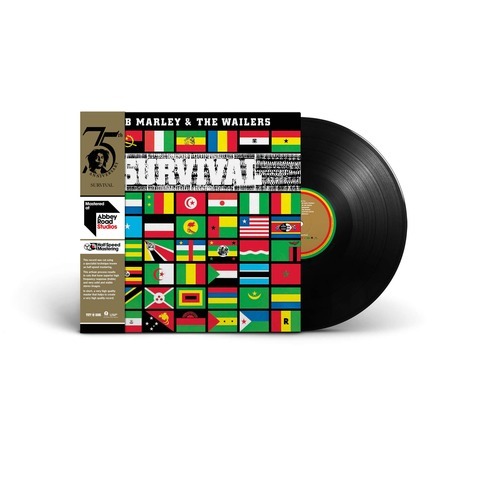 √Survival (Ltd. Half-Speed Mastered LP) von Bob Marley & The Wailers - LP jetzt im Bravado Shop