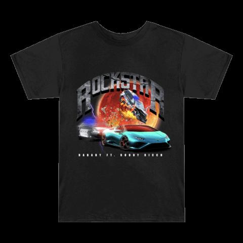 √Rockstar Car von DaBaby - T-Shirt jetzt im Bravado Shop