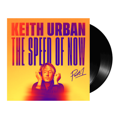 √THE SPEED OF NOW Part 1 von Keith Urban - 2LP jetzt im Bravado Shop