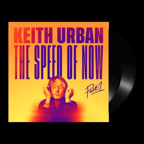 THE SPEED OF NOW Part 1 von Keith Urban - 2LP jetzt im Bravado Shop