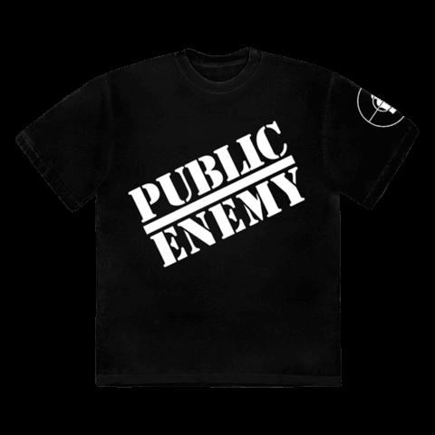 √PUBLIC ENEMY CLASSIC von Public Enemy - T-Shirt jetzt im Bravado Shop