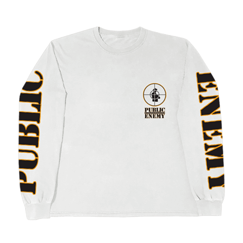 √PUBLIC ENEMY von Public Enemy - Long Sleeve T-Shirt jetzt im Bravado Shop