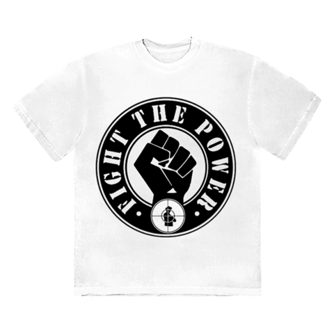 FIGHT THE POWER I von Public Enemy - T-Shirt jetzt im Bravado Shop