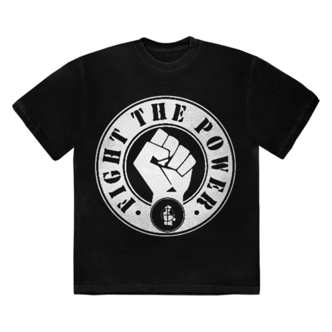 FIGHT THE POWER II von Public Enemy - T-Shirt jetzt im Bravado Shop