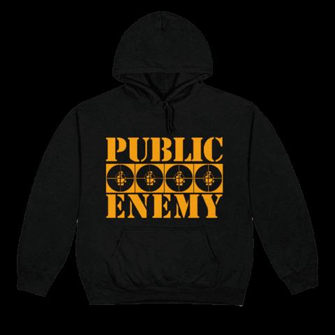 √CROSSHAIRS von Public Enemy - Hoodie jetzt im Bravado Shop