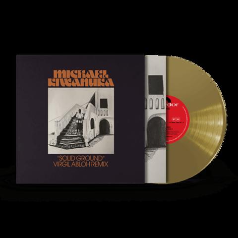 √Solid Ground - Virgil Abloh Remix (10inch Gold Vinyl) von Michael Kiwanuka - 10Vinyl jetzt im Bravado Shop