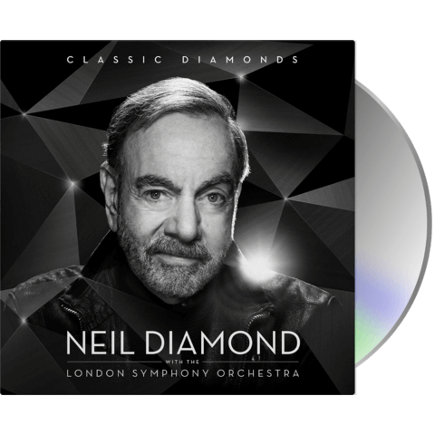 √Classic Diamonds With The London Symphony Orchestra (Ltd. Deluxe CD) von Neil Diamond - CD jetzt im Bravado Shop