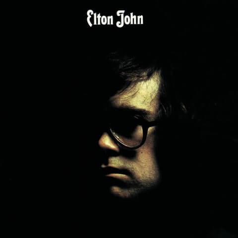 √Elton John (Limited Edition Gold Vinyl) von Elton John - LP jetzt im Bravado Shop