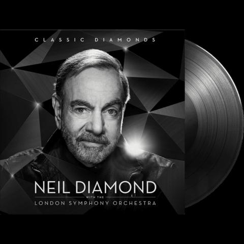 Classic Diamonds With The London Symphony Orchestra (Ltd. Deluxe Vinyl) von Neil Diamond - LP jetzt im Bravado Shop