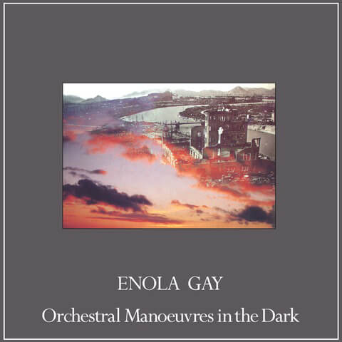 √Enola Gay (40th Anniversary - Ltd. 12'' Single) von Orchestral Manoeuvres In The Dark - Vinyl jetzt im Bravado Shop