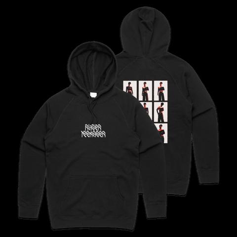 √Rager Teenager von Troye Sivan - Hood sweater jetzt im Bravado Shop