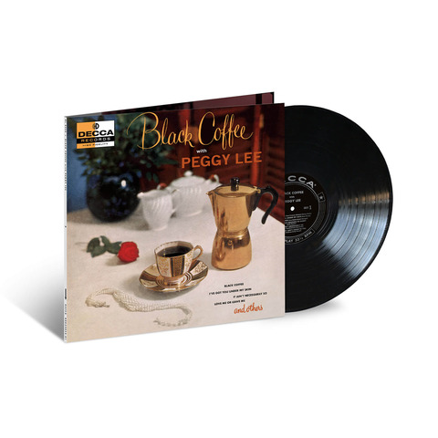√Black Coffee (Acoustic Sounds) von Peggy Lee - LP jetzt im Bravado Shop