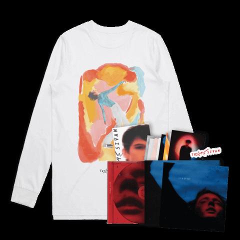 √In A Dream CD + Longsleeve von Troye Sivan - CD Bundle jetzt im Bravado Shop
