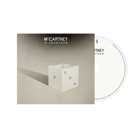 √McCartney III Imagined von Paul McCartney - cd jetzt im Bravado Shop